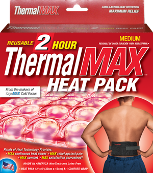 ThermalMAX Long Lasting Reusable Hot Packs