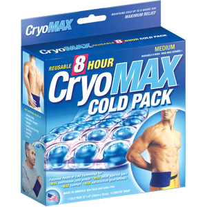 Cryomax Cold Pack
